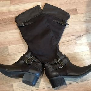 Over the knee Style & Co riding boots